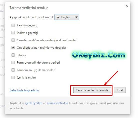 Google Java Engeli yasağı kaldirma