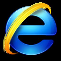 İnternet Explorer logo